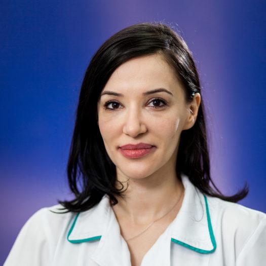 dr Ioana Popescu, Institutul Venelor, spitalul Monza, Bucuresti